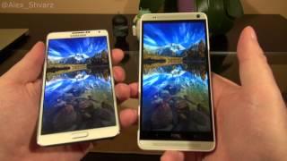 HTC One Max. Экран, звук, батарея, сканер, производительность и камера.  #2