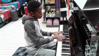Download See you again, All of me Carrefour piano Mp3 and Videos