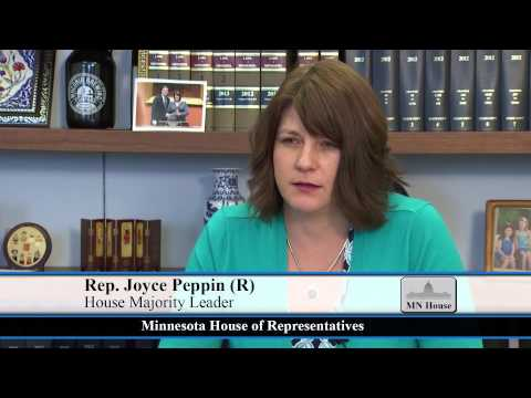 House Majority Leader Joyce Peppin shares thoughts on upcoming State of the State address