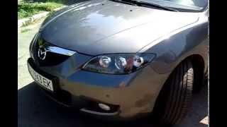 Odessa,отзыв реального владельца Mazda 3 2008 года выпуска, 1.6 механика с пробегом 95000 км