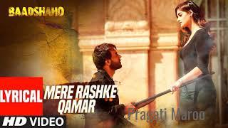 Mere Rashke Qamar, Baadshaho Song - By Pragati Maroo