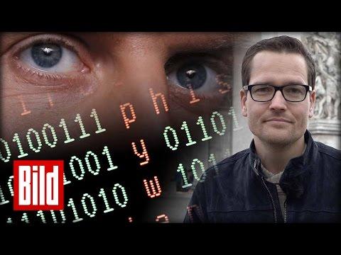 Hackerangriff auf Emmanuel Macron - BILD vor Ort in Paris