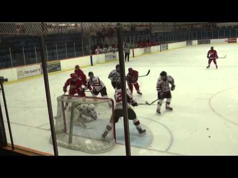 Hamilton Red Wings vs. Stouffvillle Spirit