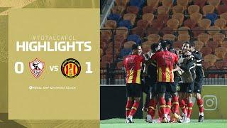 HIGHLIGHTS   Zamalek SC 0 - 1 ES Tunis   Matchday 4   #TotalCAFCL