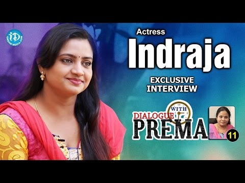 Actress Indraja Exclusive Interview || Dialogue With Prema || Celebration Of Life #11 || #265