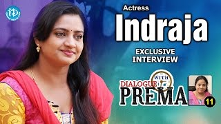 Actress Indraja Exclusive Interview || Dialogue With Prema || Celebration Of Life #11