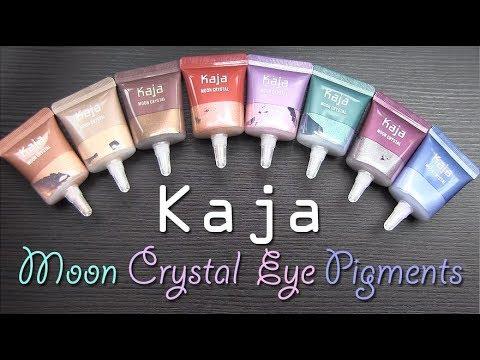 Moon Crystal Sparkling Eye Pigment by Kaja Beauty #4
