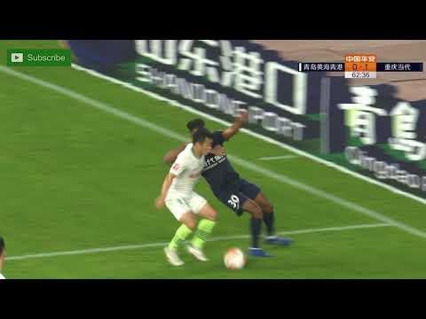 Qingdao Huanghai 0 - [2] Chongqing Lifan - Alan Kardec penalty goal + VAR call 66'