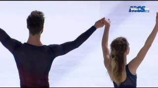 Gabriella PAPADAKIS/Guillaume CIZERON - Championnat de France 2015 - FD