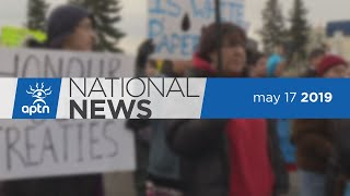 APTN National News May 17, 2019