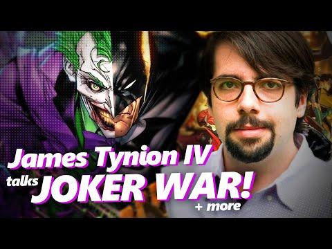 Truth About Joker War! W/ James Tynion IV! - Absolute Comics