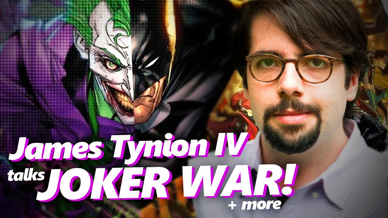 Download Truth About Joker War! W/ James Tynion IV! - Absolute Comics