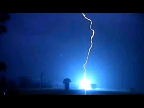 Best Lightning Strike Compilation #3 (2011)