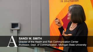 8th Annual Walt Fisher Lecture - Sandi W. Smith