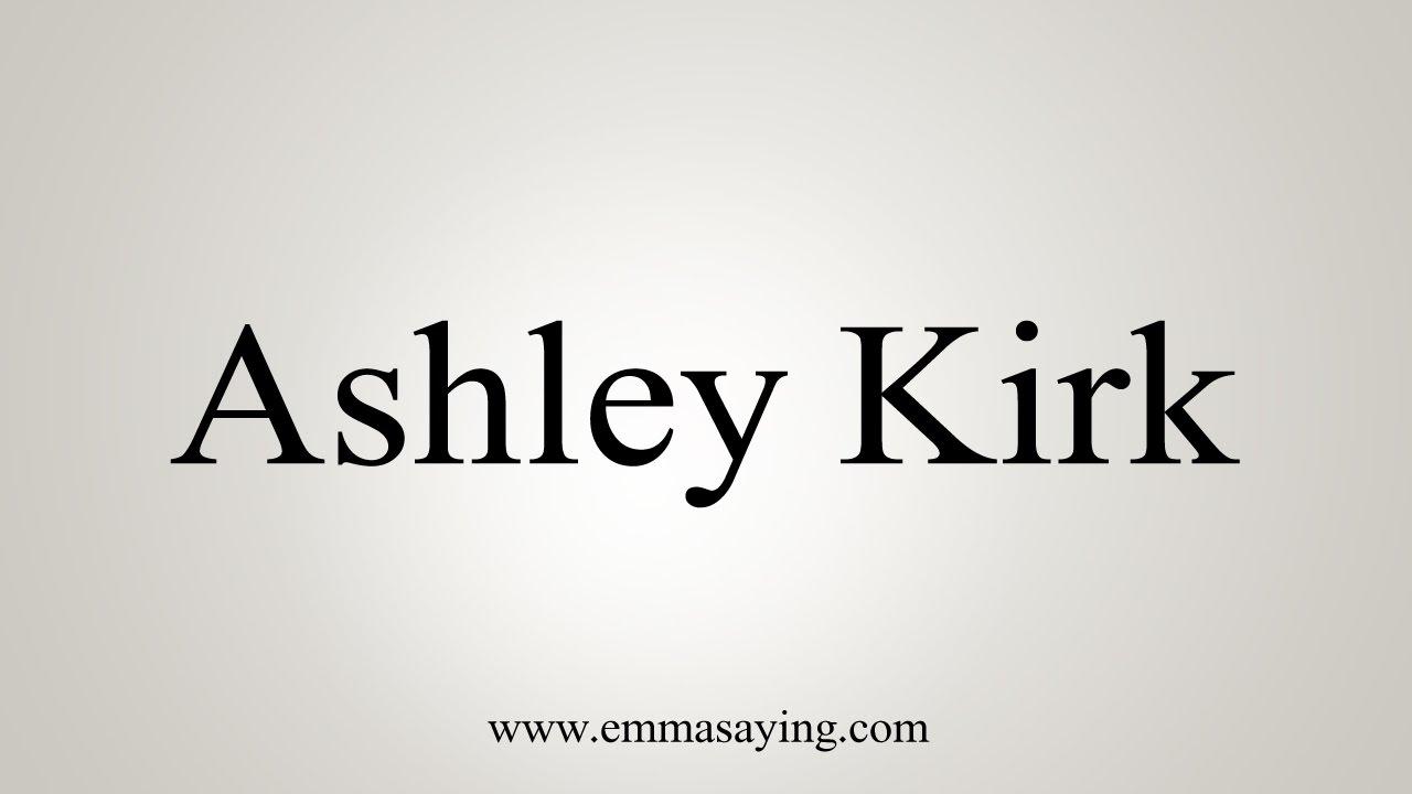 Youtube Ashley Kirk nude photos 2019