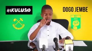 Dogo Jembe Akielezea Sera Zake. #IkuluSio