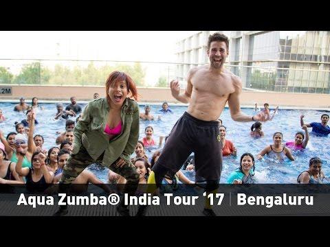 Bengaluru | Aqua Zumba® India Tour with ZES Richard & ZES Sucheta