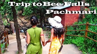 Trip to Bee Falls Pachmari