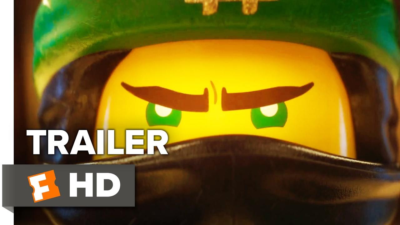 The Lego Ninjago Movie Trailer 1 2017