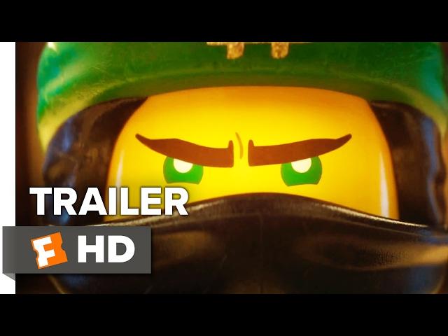 Lego Ninjago Movie Trailer (Basic Listening Comprehension)