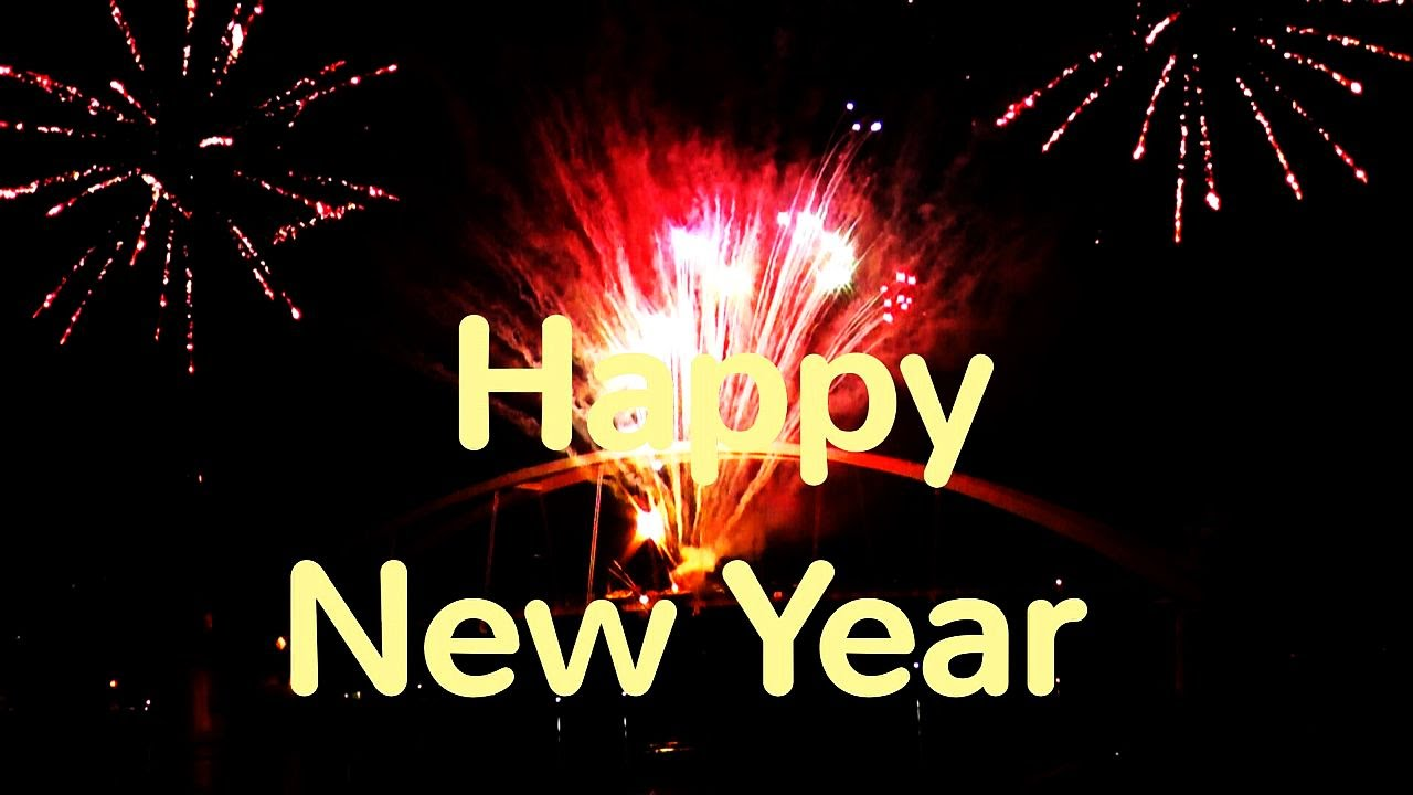 Happy New Year - Frohes Neues Jahr - YouTube