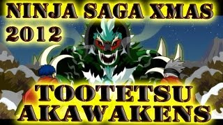Ninja Saga Christmas Event 2012- The Rise of KageMusha Part 2 x Tootetsu