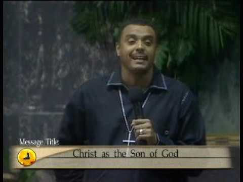 Bishop Dag Heward-Mills: Christ as The Son of God   Movie 01
