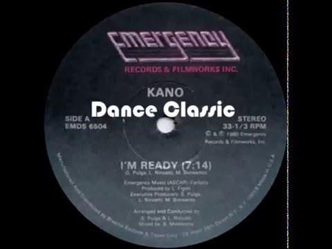 """Kano - I'm Ready (12"""" Mix)"""