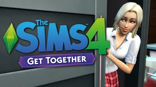 WOOHOO CLUB - Sims 4 Get Together Clubs - The Sims 4 Funny Highlights #40