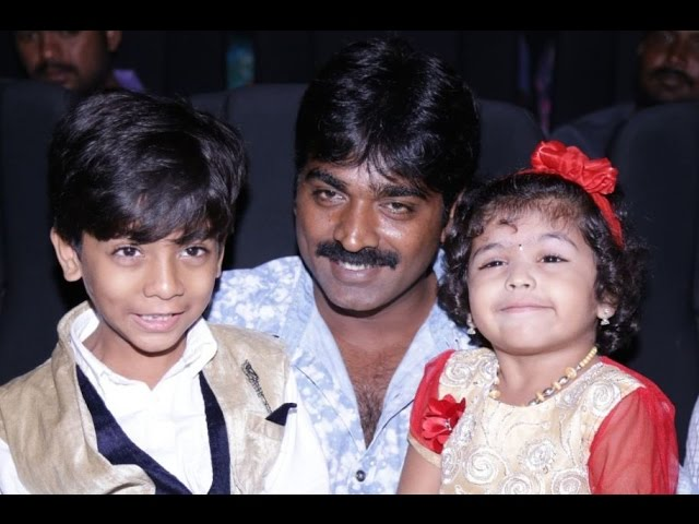Vijay Sethupathi Wife and Children Unseen Images