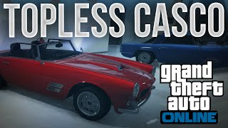 GTA Online: Topless Casco Glitch Tutorial! (HD)