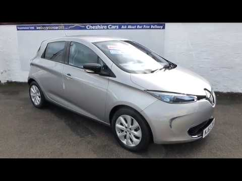 Used Renault Zoe Electric Vehicle 2013 Free UK Delivery Lifetime Battery Warranty