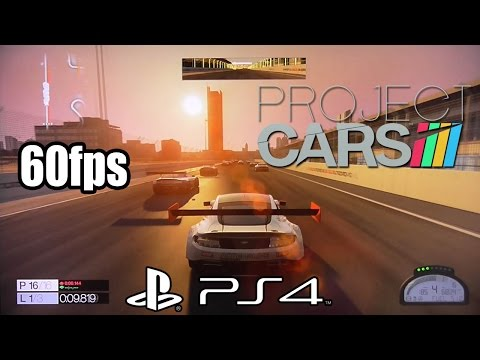project cars pc gameplay 1080p monitor