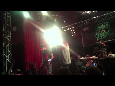 Fard Rap & Ich Berlin Konzert Lido 30.03. Bellum et Pax