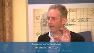 Dr. Neville Cox (TCD) - Convention on the Constitution (02/11/13)