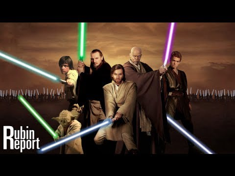 Is Jedi a Real Religion? | The Rubin Report