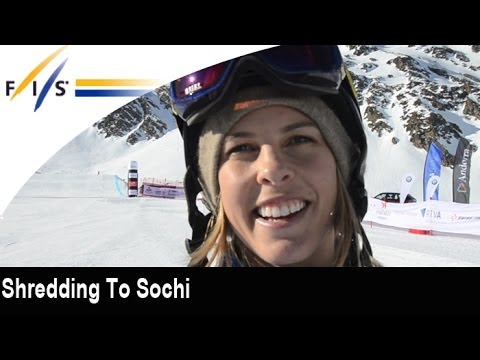 Shredding to Sochi with Torah Bright