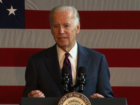 Biden: Trump A 'Threat to Democratic Process'