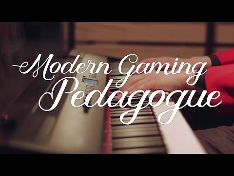 Modern Gaming Pedagogue