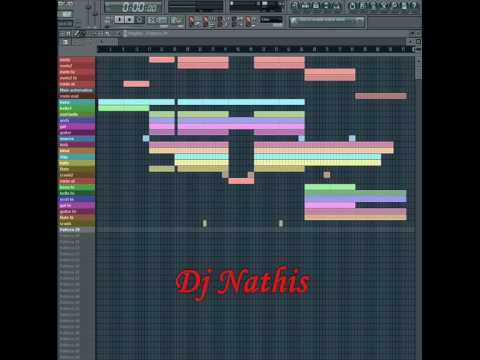 Dj Nathis - Basshunter Song in FL Studio