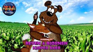 Reven og Bjørnen har åker i sameie - Norske folkeeventyr