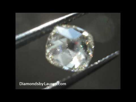 2.01 Old Mine Cut VS1 Diamond