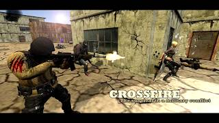Gangue Crossfire Gameplay Trailer ANDROID GAMES on GplayG