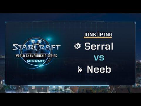 Serral vs Neeb ZvP - Grand-final - WCS Jönköping 2017 - StarCraft II