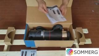 видео Колодезные насосы Grundfos SB, Grundfos SBA