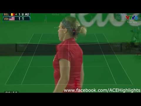 Serena Williams vs Elina Svitolina 2016 Rio Summer Olympic Round 3 Highlight by ACE