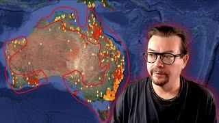 Algo muy Extraño Sucede en Australia y sus Incendios