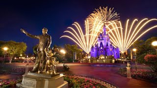 Magic Kingdom Live Stream - 1-5-18 - Walt Disney World - ResortTV1