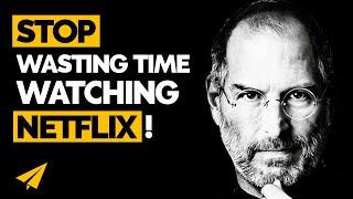 Steve Jobs Inspirational Speech - Best of Steve Jobs - 1 Minute Motivation