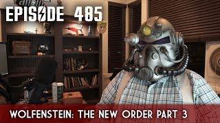Scotch & Smoke Rings Episode 485: Wolfenstein: The New Order Part 3